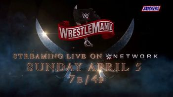 WWE Network TV Spot, '2020 Wrestlemania' - Thumbnail 10