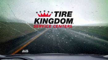 Tire Kingdom TV Spot, 'Rain: Free Basic Installation & $70 Mail-In Rebate' - Thumbnail 1