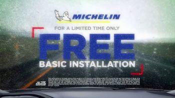 Tire Kingdom TV Spot, 'Rain: Free Basic Installation & $70 Mail-In Rebate' - Thumbnail 3