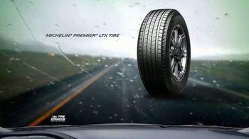 Tire Kingdom TV Spot, 'Rain: Free Basic Installation & $70 Mail-In Rebate' - Thumbnail 5