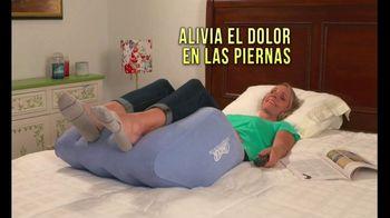Contour Leg Relief Wedge TV Spot, 'Eleva tus pies' [Spanish] - Thumbnail 6