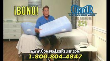 Contour Leg Relief Wedge TV Spot, 'Eleva tus pies' [Spanish] - Thumbnail 7