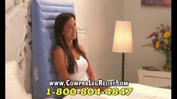 Contour Leg Relief Wedge TV Spot, 'Eleva tus pies' [Spanish] - Thumbnail 8