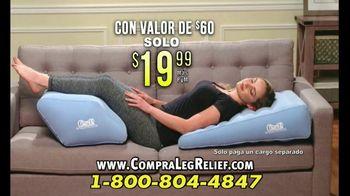 Contour Leg Relief Wedge TV Spot, 'Eleva tus pies' [Spanish] - Thumbnail 9