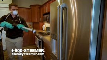 Stanley Steemer TV Spot, 'Complete Disinfection Coverage'