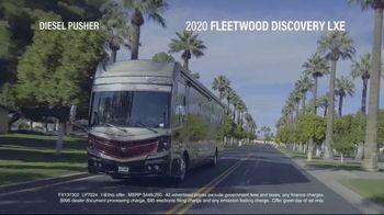 La Mesa RV TV Spot, 'Discounted: 2020 Fleetwood Discovery LXE'
