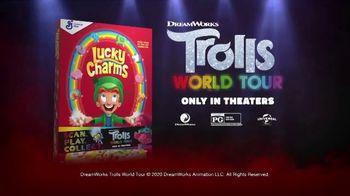 Lucky Charms TV Spot, 'Trolls World Tour: Rainbow Bridge' - Thumbnail 8