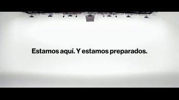 Verizon TV Spot, 'Estamos aquí. Y estamos preparados.' [Spanish] - Thumbnail 7