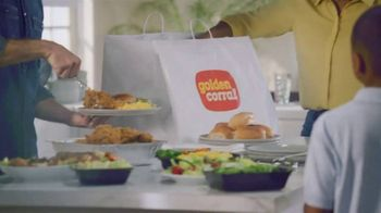 Golden Corral To Go TV Spot, 'Órdenes por Internet y entrega' [Spanish] - Thumbnail 1