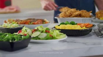 Golden Corral To Go TV Spot, 'Órdenes por Internet y entrega' [Spanish] - Thumbnail 3