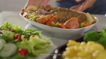 Golden Corral To Go TV Spot, 'Órdenes por Internet y entrega' [Spanish] - Thumbnail 5