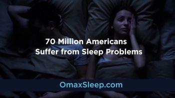 Omax Health Max Sleep TV Spot, 'Try It Risk Free'