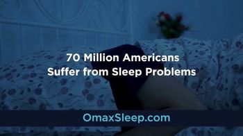 Omax Health Max Sleep TV Spot, 'Try It Risk Free'