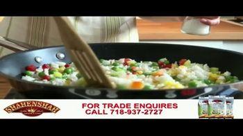 Shahenshah Rice TV Spot, 'Basmati Rice' - Thumbnail 4
