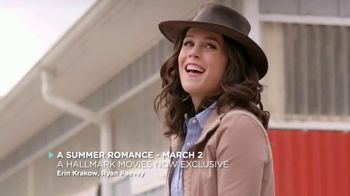 Hallmark Movies Now TV Spot, 'New in March 2020'