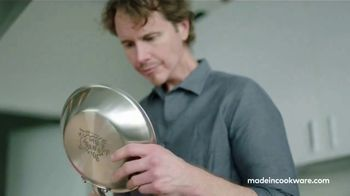 Made In Cookware TV Spot, 'Extremes' Featuring Grant Achatz - Thumbnail 5