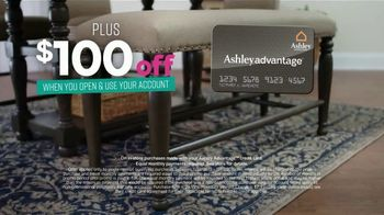 Ashley HomeStore Black Friday Sale TV Spot, 'Storewide Discount and Financing' Song by Midnight Riot - Thumbnail 5