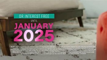 Ashley HomeStore Black Friday Sale TV Spot, 'Storewide Discount and Financing' Song by Midnight Riot - Thumbnail 7