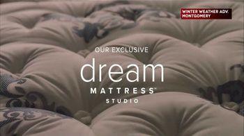 Value City Furniture Early Black Friday Sale TV Spot, 'Dream Mattress Studio: 20 Percent Off' - Thumbnail 3