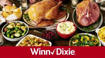 Winn-Dixie Weekend Sale TV Spot, 'Honeysuckle Frozen Turkey'