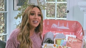 FabFitFun.com TV Spot, 'Winter Box: This Holiday Season' Featuring Melissa Gorga - 539 commercial airings