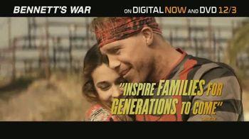 Bennett's War Home Entertainment TV Spot - Thumbnail 8