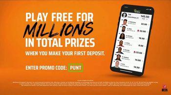 DraftKings TV Spot, 'NFL Sweat' - Thumbnail 8