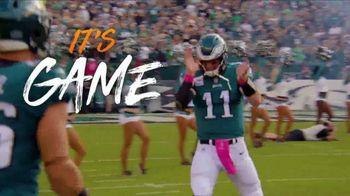 DraftKings TV Spot, 'NFL Sweat' - Thumbnail 3