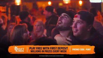 DraftKings TV Spot, 'NFL Sweat' - Thumbnail 7