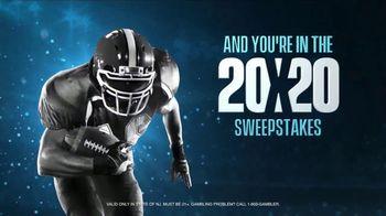 Hard Rock Hotels & Casinos 2020 Sweepstakes TV Spot, 'Biggest Player Celebration Event: $100 Bet'