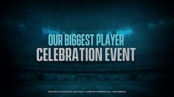 Hard Rock Hotels & Casinos 2020 Sweepstakes TV Spot, 'Biggest Player Celebration Event: $100 Bet' - Thumbnail 2