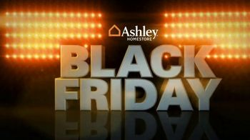 Ashley HomeStore Black Friday Mattress Sale TV Spot, 'Save up to $1,000' Song by Midnight Riot - Thumbnail 1