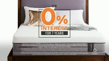 Ashley HomeStore Black Friday Mattress Sale TV Spot, 'Save up to $1,000' Song by Midnight Riot - Thumbnail 3