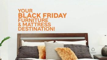 Ashley HomeStore Black Friday Mattress Sale TV Spot, 'Save up to $1,000' Song by Midnight Riot - Thumbnail 5