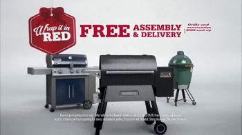 ACE Hardware Thanksgrilling Event TV Spot, 'Around the Block'