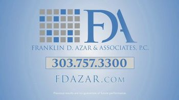 Franklin D. Azar & Associates, P.C. TV Spot, 'Jan: On My Way Home' - Thumbnail 7