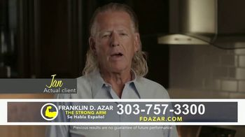 Franklin D. Azar & Associates, P.C. TV Spot, 'Jan: On My Way Home' - Thumbnail 3