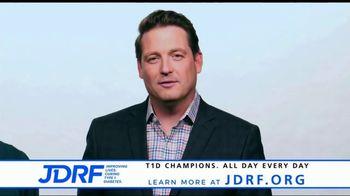 JDRF TV Spot, 'Join the Fight' Featuring Chris Egert and Luke Kunin - Thumbnail 6
