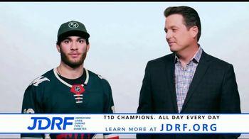 JDRF TV Spot, 'Join the Fight' Featuring Chris Egert and Luke Kunin - Thumbnail 2