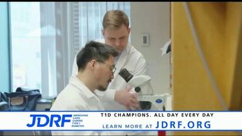 JDRF TV Spot, 'Join the Fight' Featuring Chris Egert and Luke Kunin - Thumbnail 3