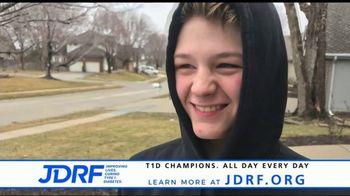 JDRF TV Spot, 'Join the Fight' Featuring Chris Egert and Luke Kunin - Thumbnail 5
