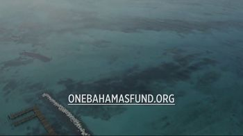 ONE Bahamas Fund TV Spot, 'Where It All Started' Featuring Mark Knowles - Thumbnail 9