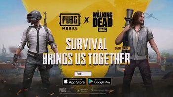 PUBG Mobile TV Spot, 'PUBG x The Walking Dead'