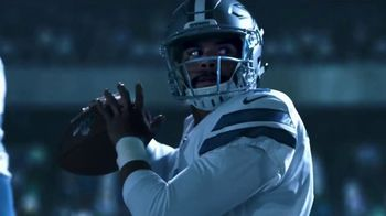 Sleep Number Veterans Day Sale TV Spot, 'NFL: Competitive Edge' Featuring Dak Prescott - Thumbnail 9