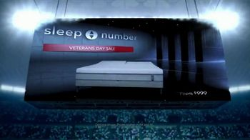 Sleep Number Veterans Day Sale TV Spot, 'NFL: Competitive Edge' Featuring Dak Prescott - Thumbnail 2