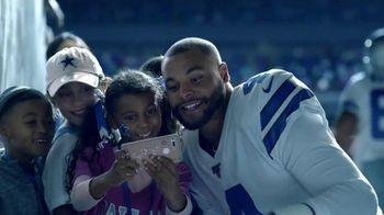 Sleep Number Veterans Day Sale TV Spot, 'NFL: Competitive Edge' Featuring Dak Prescott - Thumbnail 8