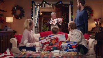 Nerf TV Spot, 'Holiday Gifts: Walmart'