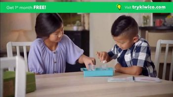 KiwiCo TV Spot, 'STEM Based Projects: First Month Free'