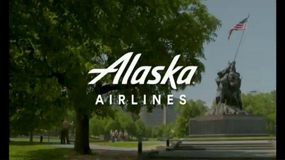 Alaska Airlines TV Commercial, 'Veterans Day'