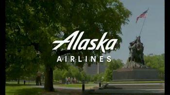 Alaska Airlines TV Spot, 'Veterans Day'